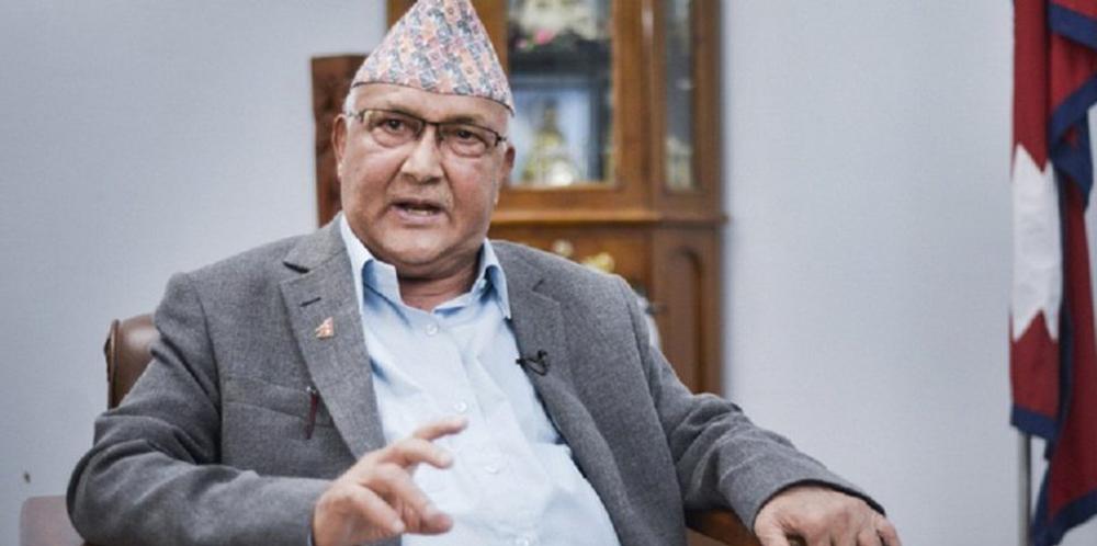 नेपाल–चीन सम्बन्ध असाधारण र अभूतपूर्व : प्रधानमन्त्री