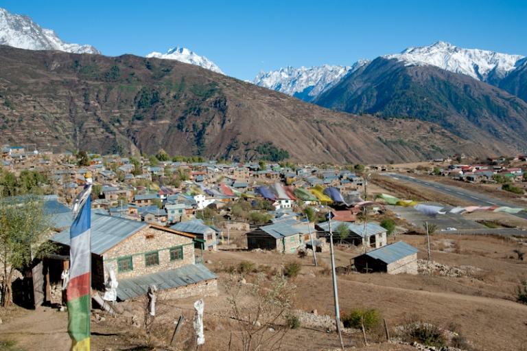 कर्णालीका ३०७ गाउँ असुरक्षित, कालिकोटमा सबैभन्दा बढी