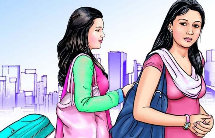गड्डाचौकी नाकाबाट भारत हुँदै तेस्रो मुलुक जान लागेका तीन महिलाको उद्धार