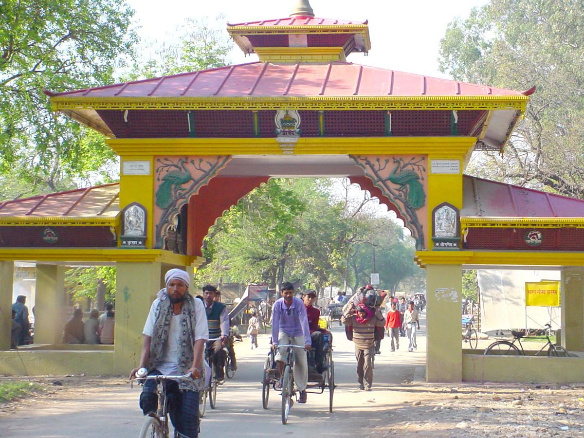 भारतबाट नेपाल आउनेको नेपालगन्ज नाकामा कोरोना जाँच