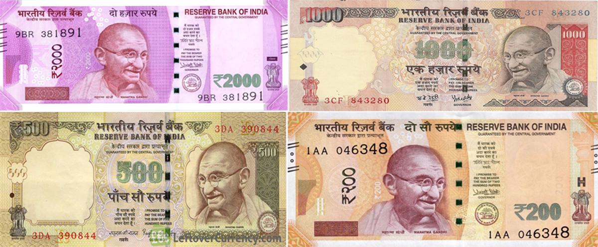 नेपालमा भारतीय नोट प्रतिबन्धित