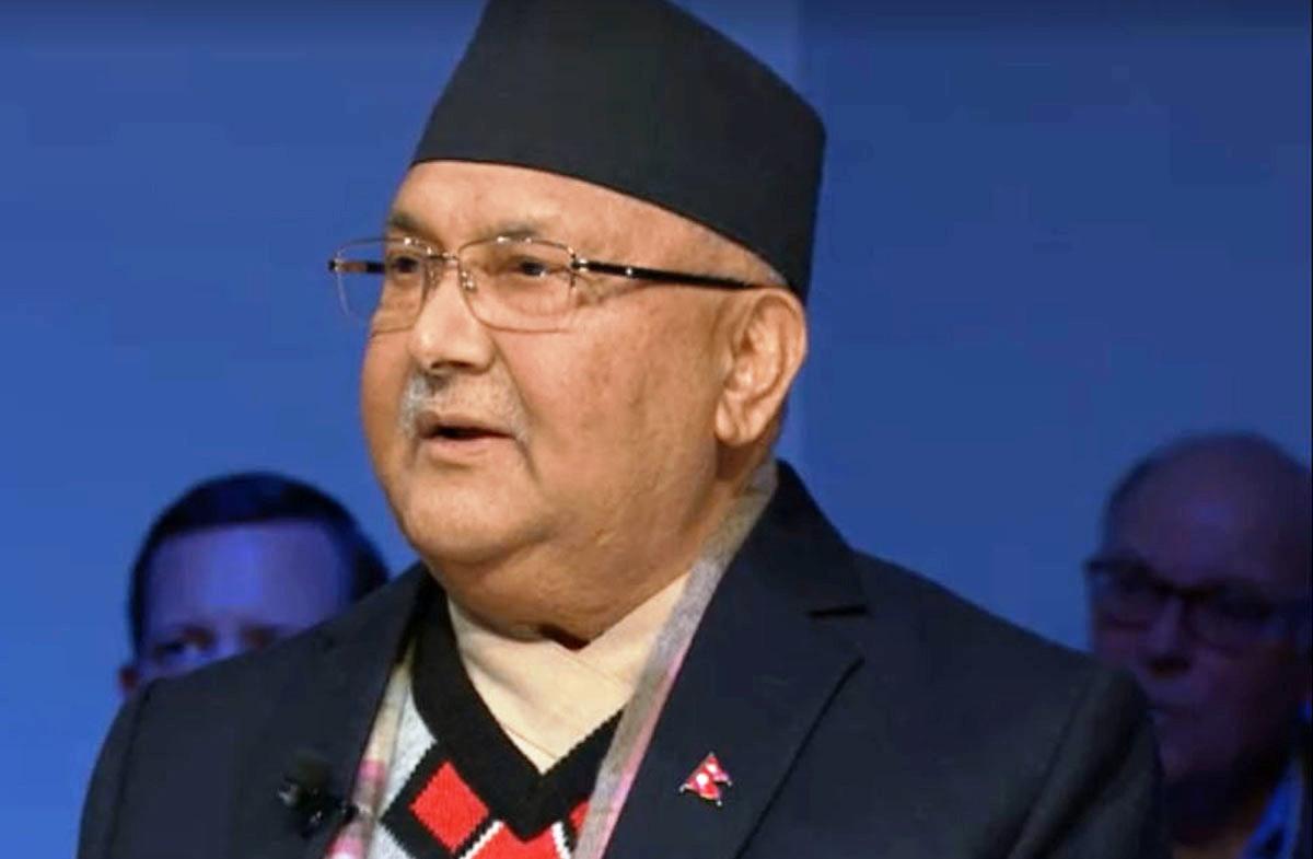 नेपाली जनताको जीवनमा परिवर्तन ल्याउने प्रधानमन्त्री ओलीको चाहना