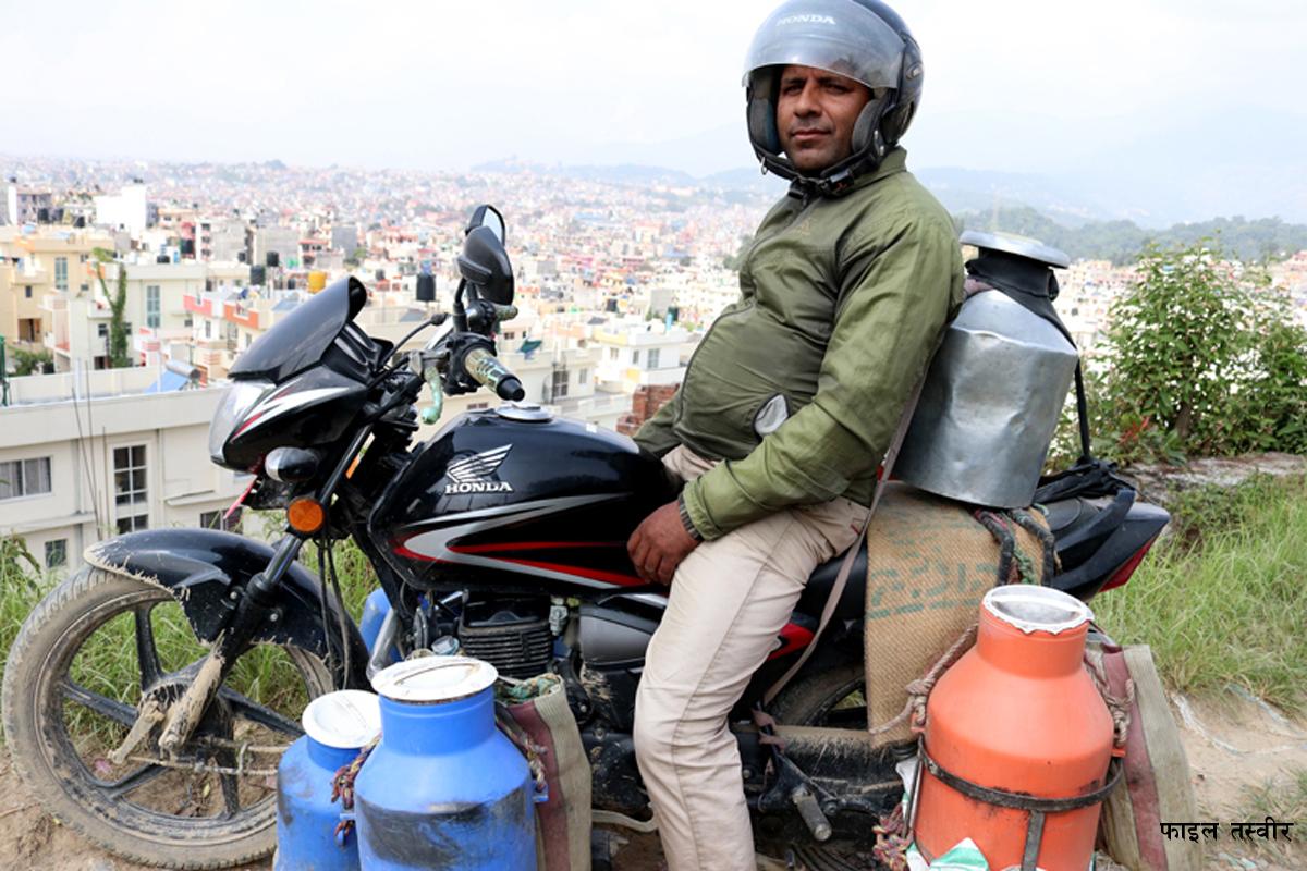 'मिल्क एनालाइजर' नहुँदा जाँच नभएरै भारतबाट दूध आयात