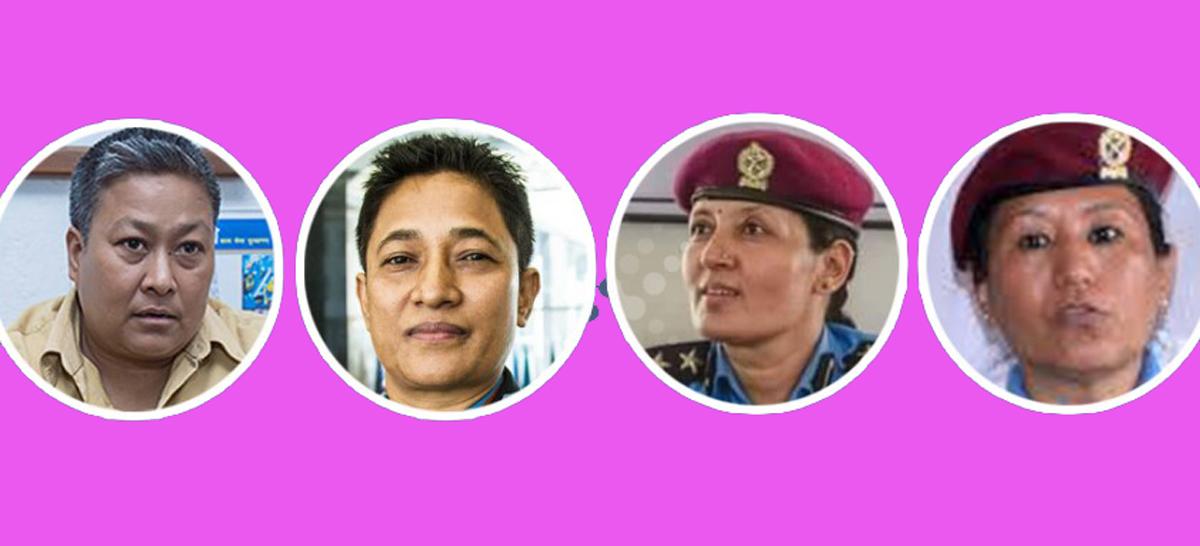 एसएसपी बढुवाको बाटो खुल्यो, चार महिलासहित ३२ प्रतिस्पर्धामा
