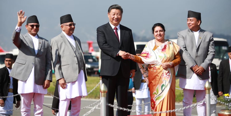 चिनियाँ राष्ट्रपति सी स्वदेश प्रस्थान, नेपाल–चीनबीच २० बुँदे समझदारी
