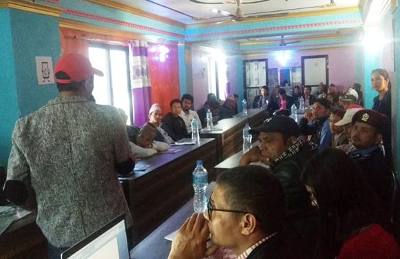 वातावरण स्वच्छ राख्न बझाङका जनप्रतिनिधिद्वारा नौं बुँदे प्रतिवद्धता