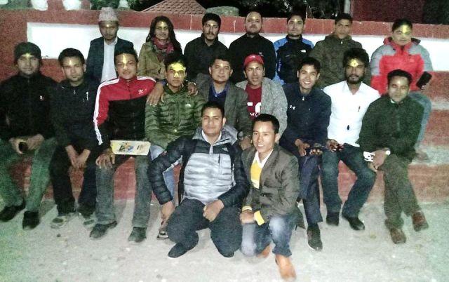 नेपाल फोटो पत्रकार संघ बझाङको अध्यक्षमा सत्यराज
