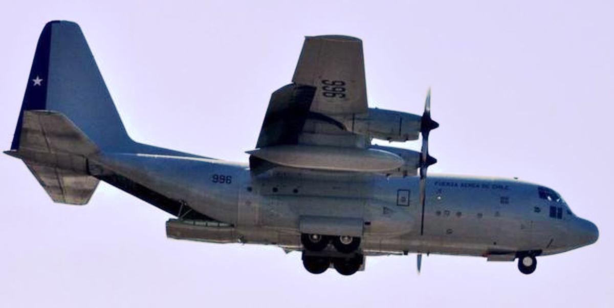 ३८ जना बोकेर अन्टार्टिकाका उडेको चिलीको सैन्य विमान बेपत्ता