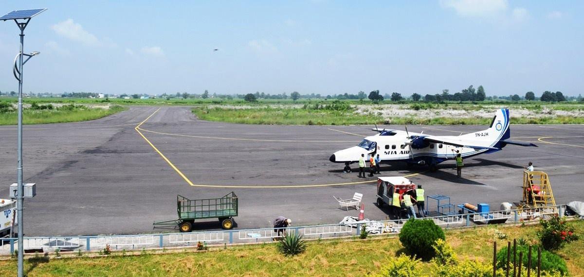 नेपालगन्ज विमानस्थल 'स्तरोन्नतिको गुरुयोजना' अलपत्र, पप्पुलाई 'कारबाही' सिफारिस