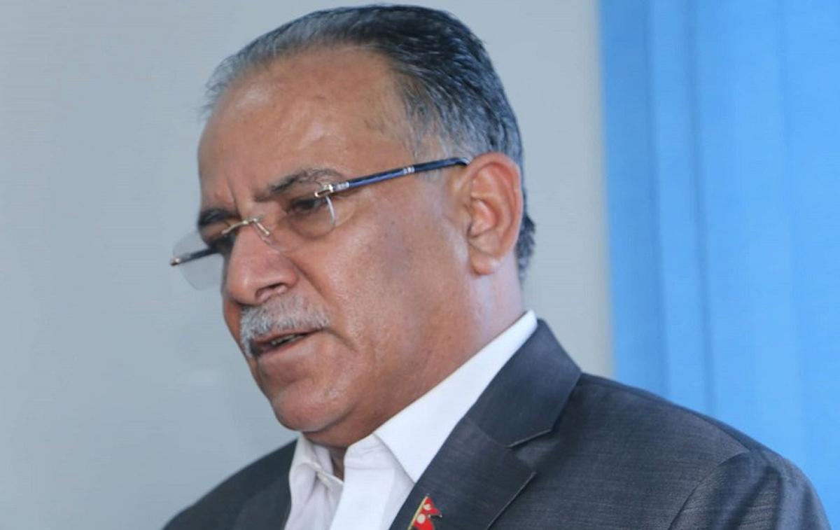 CPN secretariat meeting postponed with Dahal busy writing report