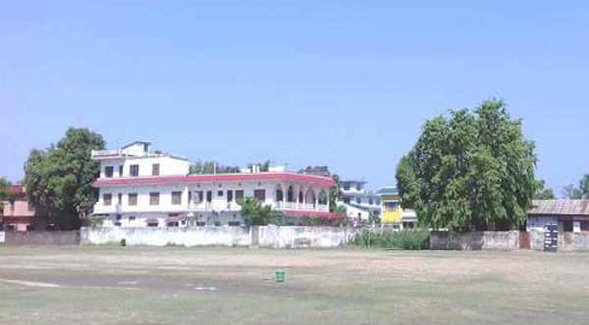 क्रिकेट मैदान नहुँदा स्कूलको चौरबाट जन्मिन्छन् राष्ट्रिय खेलाडी