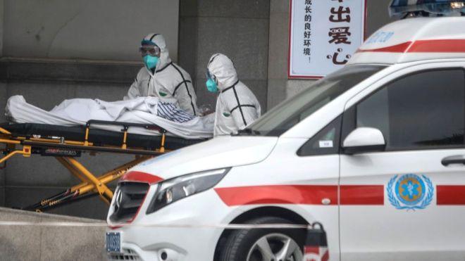 चीनमा कोरोना भाइरसको महामारी