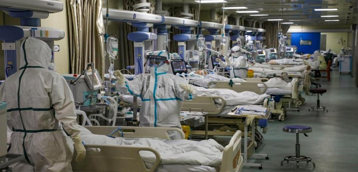 भारतमा एकैदिन २ लाख १६ हजारमा कोरोना संक्रमण, १ हजार १८३ को मृत्यु
