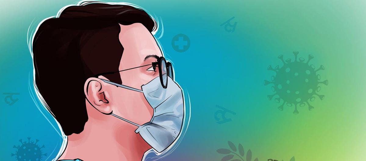 बाँकेमा कोरोना संक्रमण निको हुने दर ८० प्रतिशत