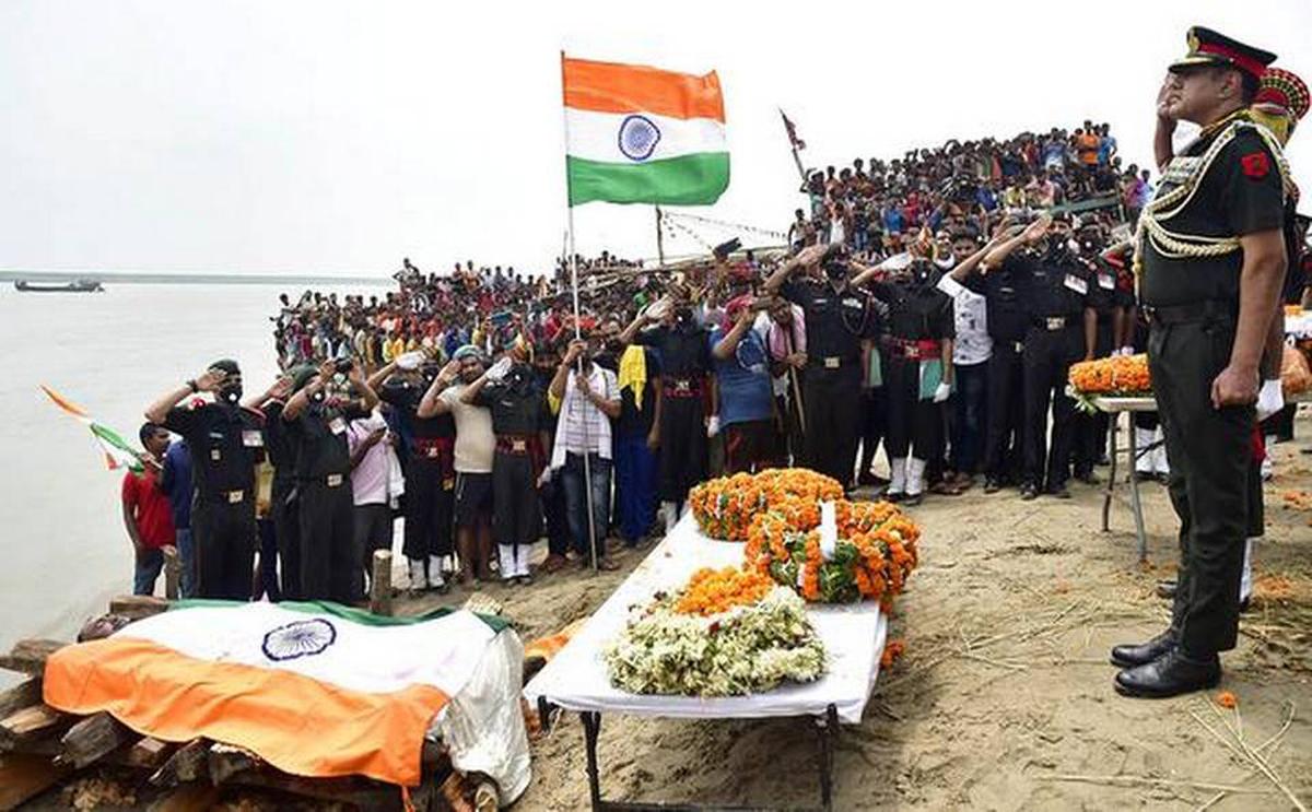 चीनले रिहा गर्यो १० भारतीय सैनिक