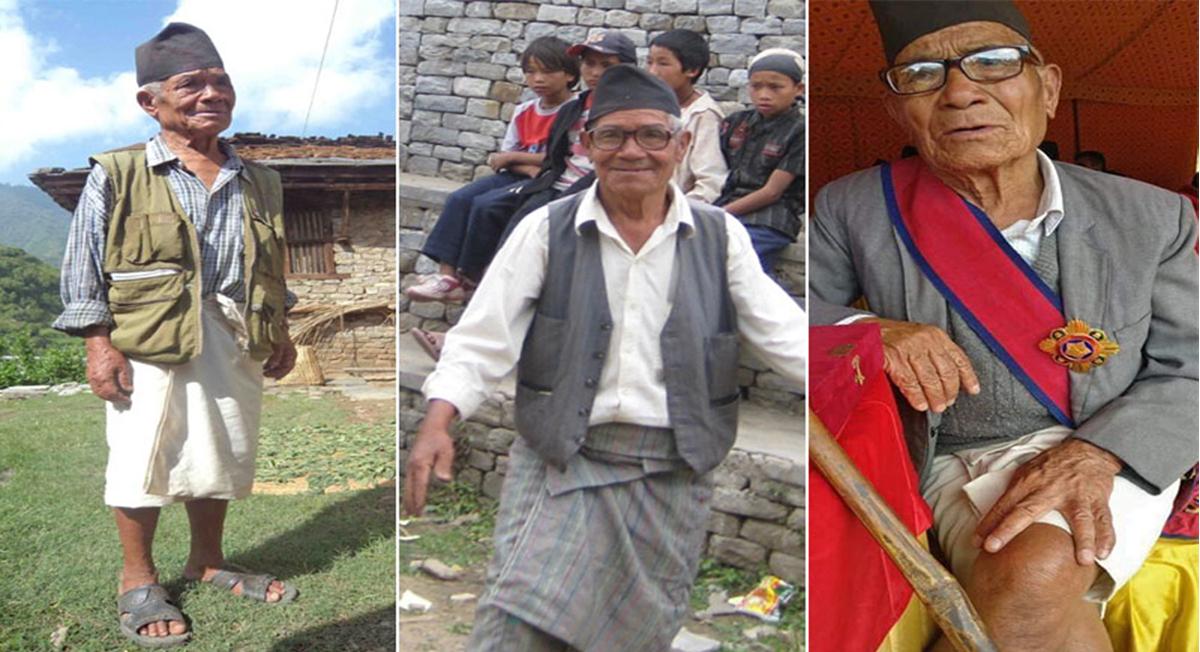 ९० वर्षको उमेरमा अस्ताए कछाड लगाएर खाली खुट्टै सिंहदरबार छिरेका बर्मन बुढा
