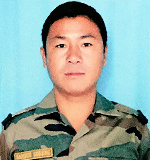 भारतीय सीमामा गोली लागेर गोर्खा सैनिकको मृत्यु