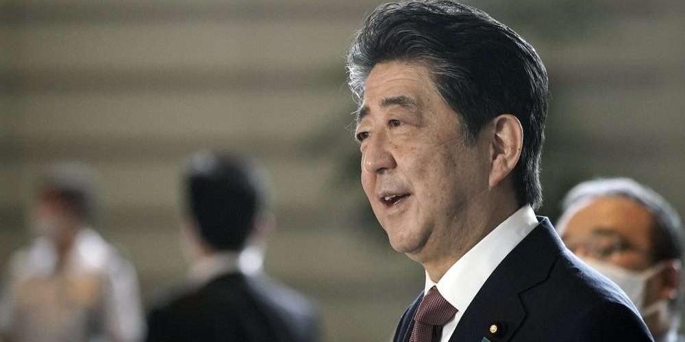 जापानका प्रधानमन्त्री शिन्जो अबेद्वारा पदबाट राजीनामा