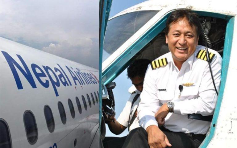 क्याप्टेन विजय लामासहित नेपाल एयरलाइन्सका दुई पाइलटमा कोरोना संक्रमण