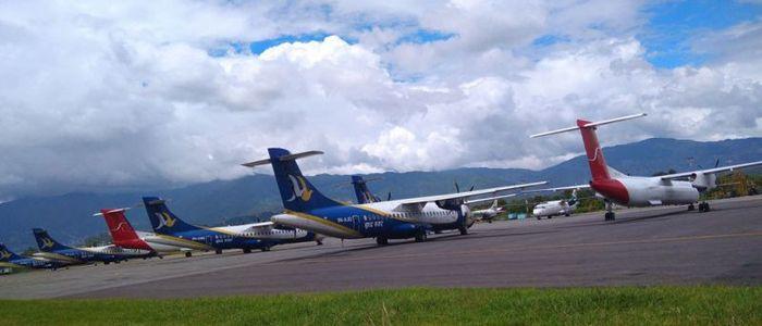 असोज १ देखि हिमाली तथा पहाडी जिल्लामा आन्तरिक उडान खुलाउने तयारी