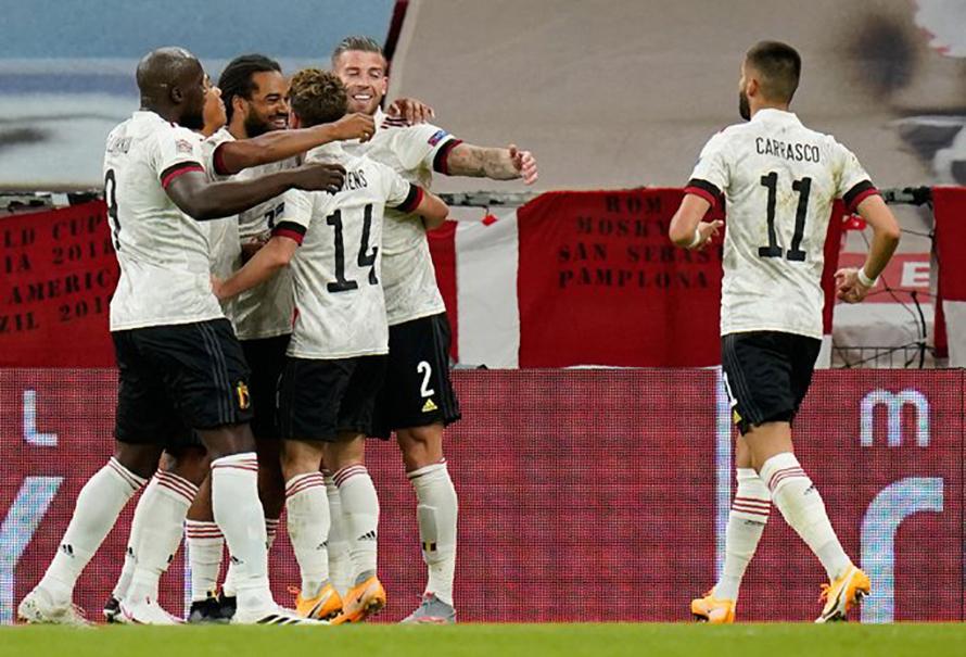नेशन्स लिग : पोर्चुगल, बेल्जियम, फ्रान्स र इंग्ल्याण्ड विजयी