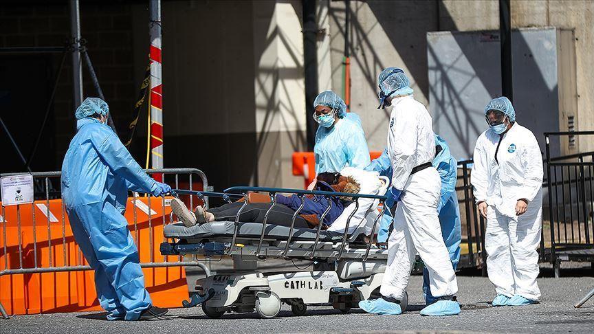 अमेरिकामा कोरोनाबाट मृत्यु हुनेको संख्या दुई लाख नाघ्यो, ७० लाख संक्रमित