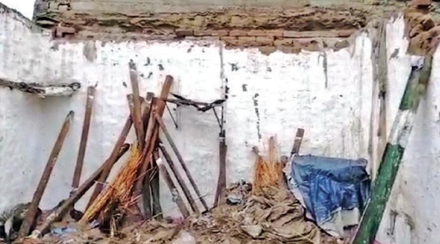 पाकिस्तानको पञ्जाबमा वर्षाका कारण घरहरू भत्किँदा १० को मृत्यु