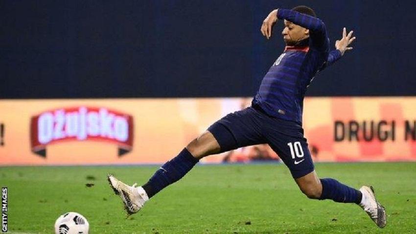 यूईएफए नेसन्स लिगमा फ्रान्स विजयी, क्रोएसिया २–१ ले पराजित