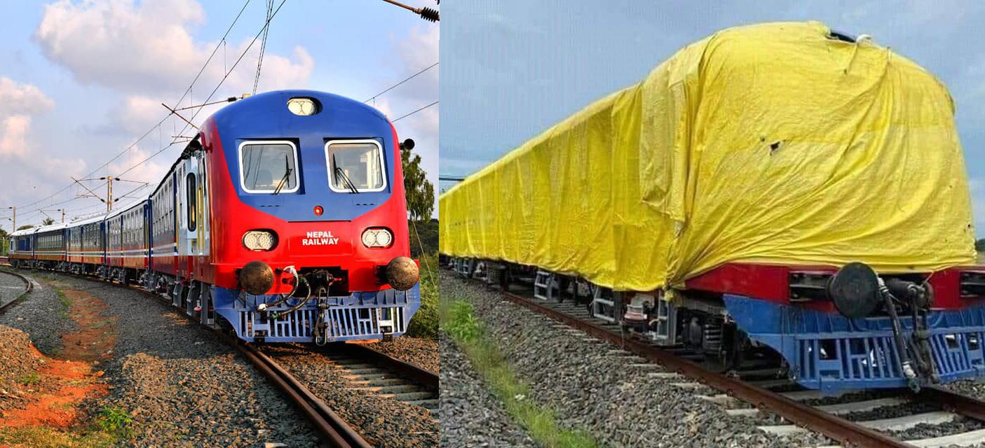 'जनकपुर–जयनगर रेल' माघभित्र सञ्चालनमा