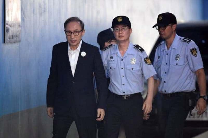 दक्षिण कोरियाली पूर्व राष्ट्रपति लीलाई भ्रष्टाचार अभियोगमा पुनः जेल सजाय