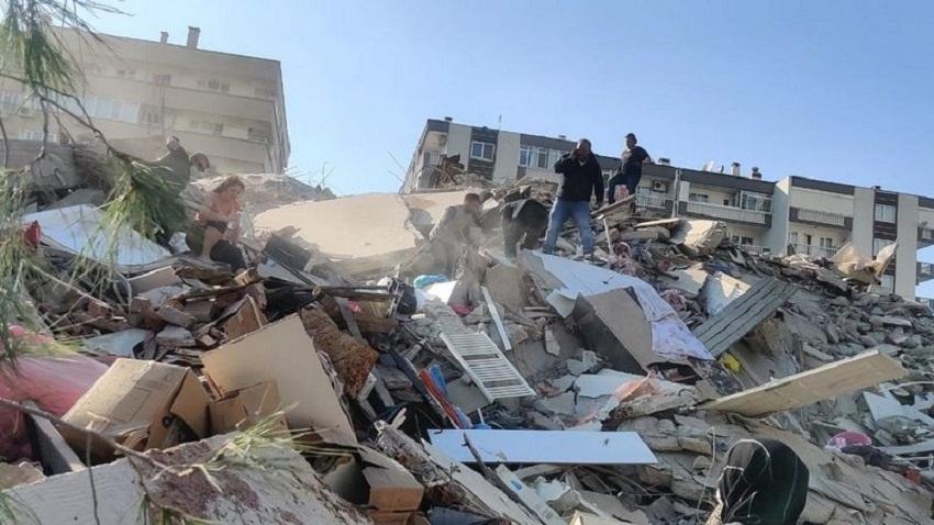 टर्कीमा भूकम्पबाट मृत्यु हुनेको संख्या ४२ पुग्यो