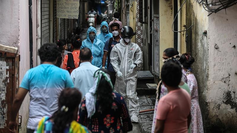 भारतमा २४ घण्टामा १७ हजार १५ संक्रमित, २०१को मृत्यु