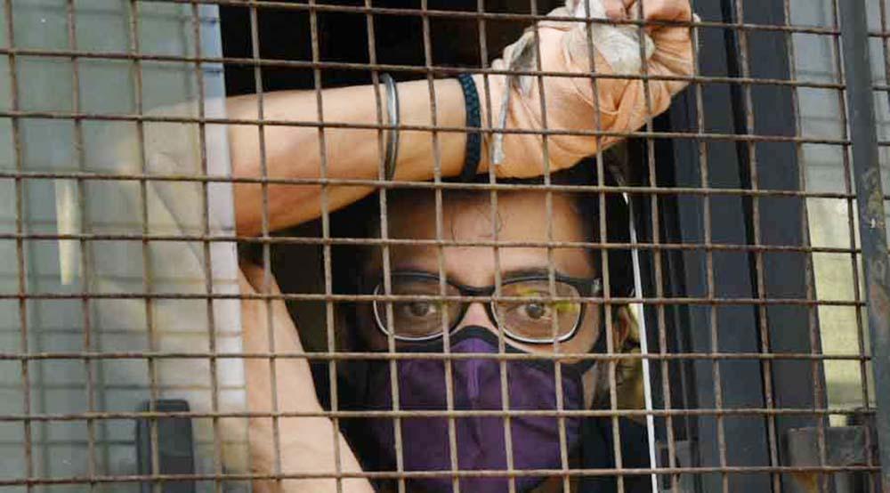 भारतीय पत्रकार गोस्वामीलाई न्याधिक हिरासत पठाइयो