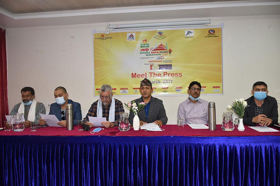 नेपालगन्ज म्याराथनको विजेता ओलम्पिकमा सहभागी हुन पाउने