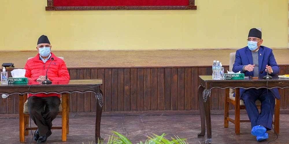 अबको सचिवालय बैठकमा ओलीको छुट्टै राजनीतिक प्रस्ताव