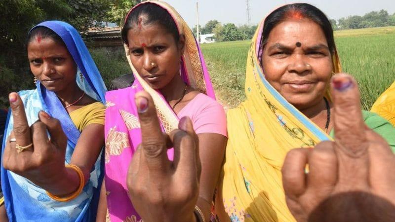 बिहारमा विधानसभा चुनावमा दोस्रो चरणको मतदान हुँदै