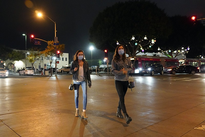 कोरोना नियन्त्रणका लागि अमेरिकाको क्यालिफोर्नियामा कर्फ्यू