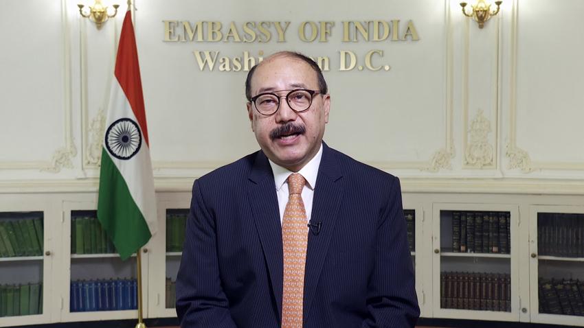 भारतीय विदेश सचिव हर्षबर्धन नेपाल आउने