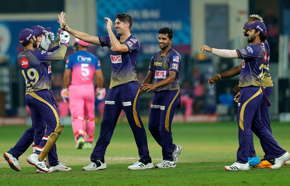 राजस्थानविरुद्ध कोलकाता ६० रनले विजयी, प्ले अफ फैसला मुम्बई र हैदराबादको खेलले गर्ने
