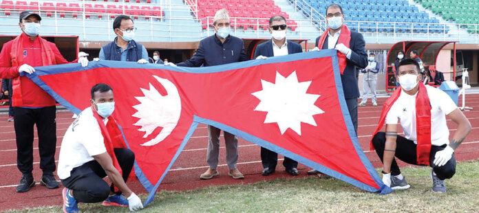नेपाली टोली आज ढाका जाने