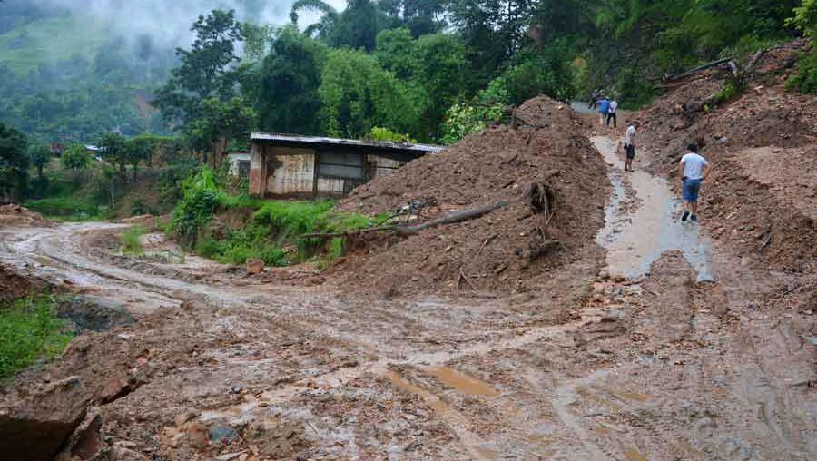 सन् २०२० मा नेपालमा विपद् : झण्डै पाँच हजारको मृत्यु