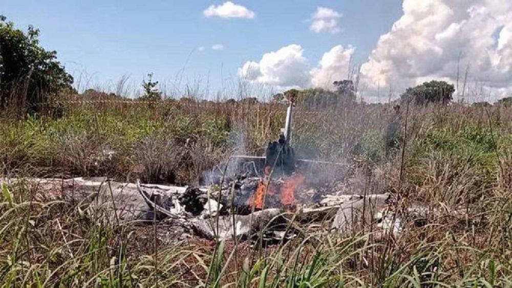 ब्राजिलमा विमान दुर्घटनामा : ४ फुटबल खेलाडीसहित ६ जनाको मृत्यु