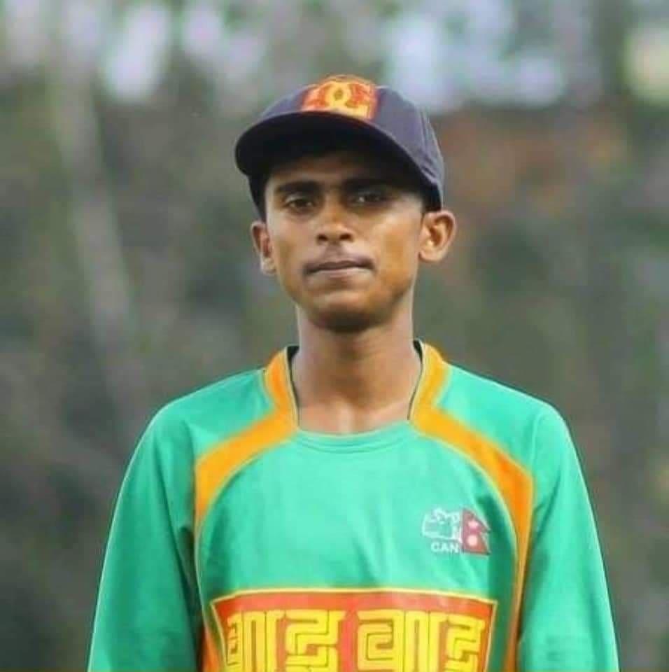 नेपाली क्रिकेटर कुन्दन सिंहको निधन