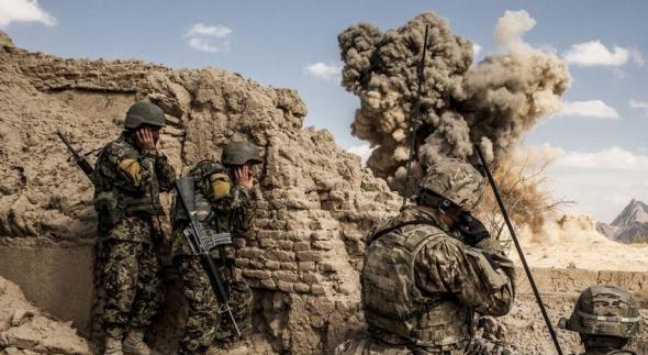अफगान सेनाको हवाई कारबाहीमा २७ लडाकू मारिए