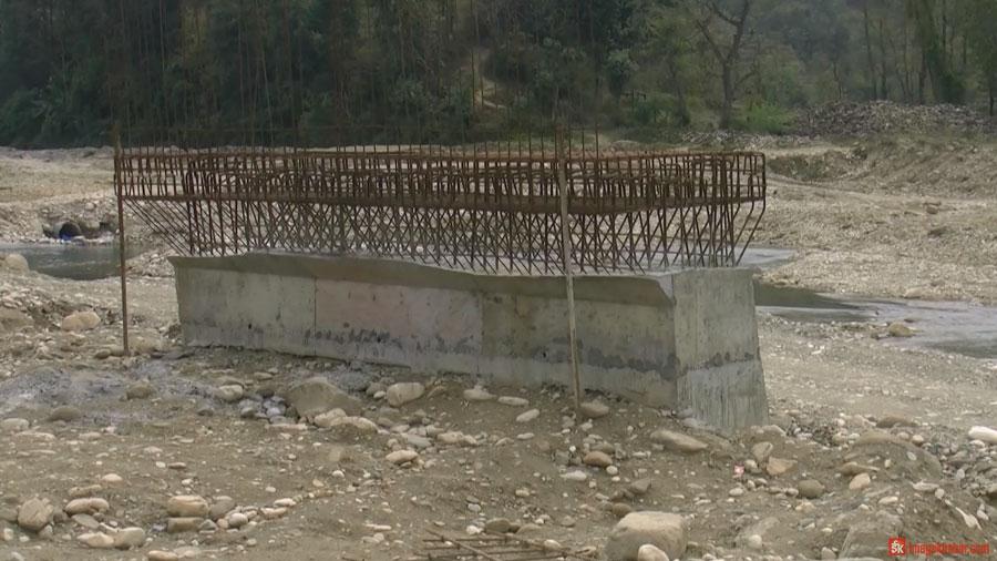 सकियो सम्झौता, बनेन अवलघाट पुल