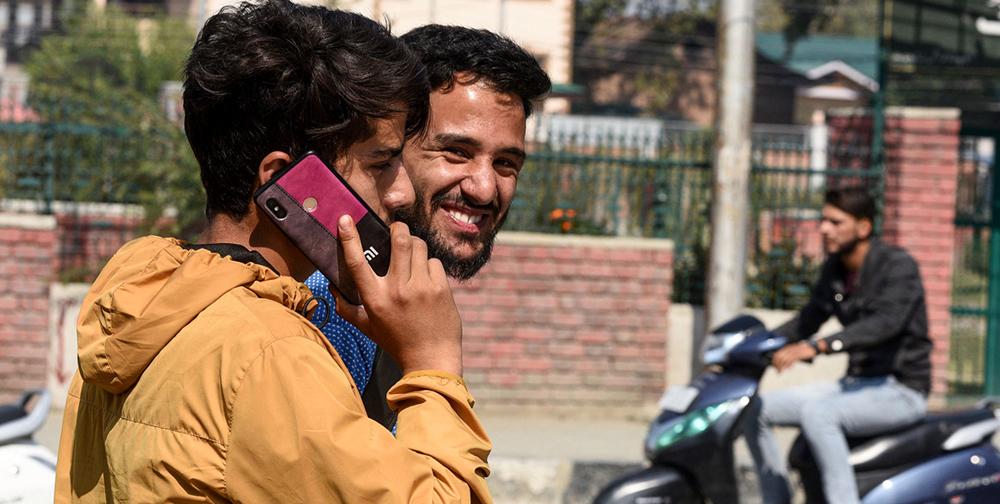 भारतको जम्मु–कश्मीरमा १८ महिनापछि इन्टरनेट प्रतिबन्ध फुकुवा
