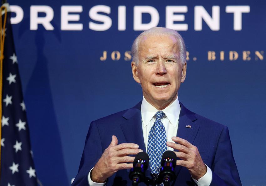 इरानमाथिको प्रतिवन्ध नहटाउने अमेरिकी राष्ट्रपति बाइडेन