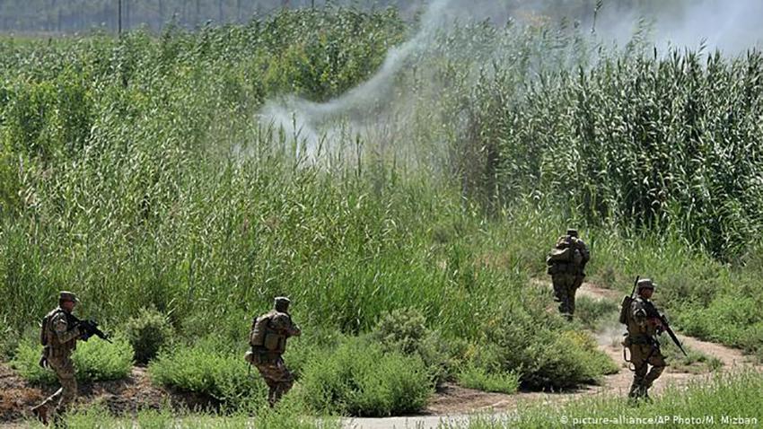 इराकमा सेनाको कारवाहीमा आईएसका सात जना मारिए
