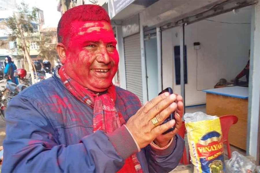 तुलसीपुर उद्योग वाणिज्य संघको अध्यक्षमा चालिसे विजयी