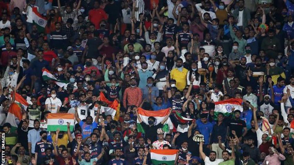 भारत र इङ्ग्ल्याण्डबीचको बाँकी खेल बन्द रंगशालामा हुने
